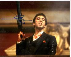 Al Pacino Autographed Signed 8x10 Little Friend Photo AFTAL