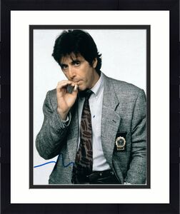Al Pacino Autographed Signed 8x10 Sea Of Love Photo AFTAL UACC RD COA