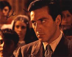 Al Pacino Autographed Signed Michael Carleone 8x10 Photo UACC RD AFTAL COA
