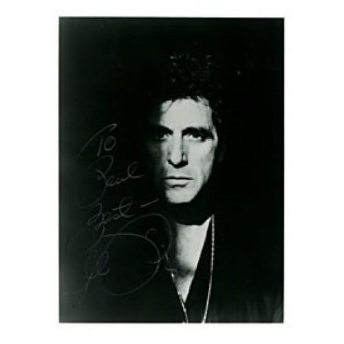 Al Pacino Autographed / Signed Scarface 4x6 Photo
