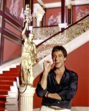 Al Pacino Autographed Signed Scarface Home 8x10 Photo UACC RD AFTAL COA