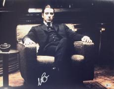 Al Pacino Autographed/Signed The Godfather 16x20 Movie Photo (Beckett COA)