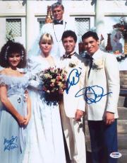 Al Pacino , Bauer  Mastroantonio Signed 11x14 Photo Scarface Psa/dna Itp 6a03954