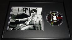 Al Pacino Framed 12x18 Scarface DVD & Photo Display
