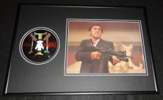 Al Pacino Framed 12x18 Scarface DVD & Photo Display Tony Montana
