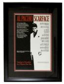 Al Pacino Framed Unsigned Scarface Tony Montana 11x17 Movie Poster