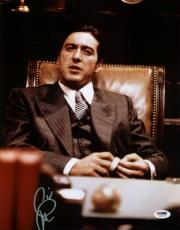 Al Pacino Godfather Ii Signed 11X14 Photo PSA/DNA ITP #5A00272