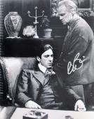 Al Pacino Godfather Signed 11X14 Photo W/ Brando PSA/DNA ITP #5A78991