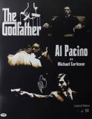 Al Pacino Godfather Signed 16X20 Ltd Ed Collage Photo PSA ITP #5A80114