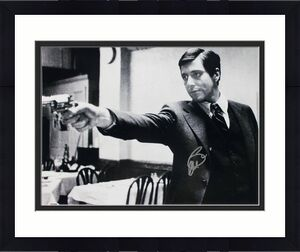 Al Pacino Godfather Signed 16X20 Shooting Photo PSA/DNA ITP #4A98734