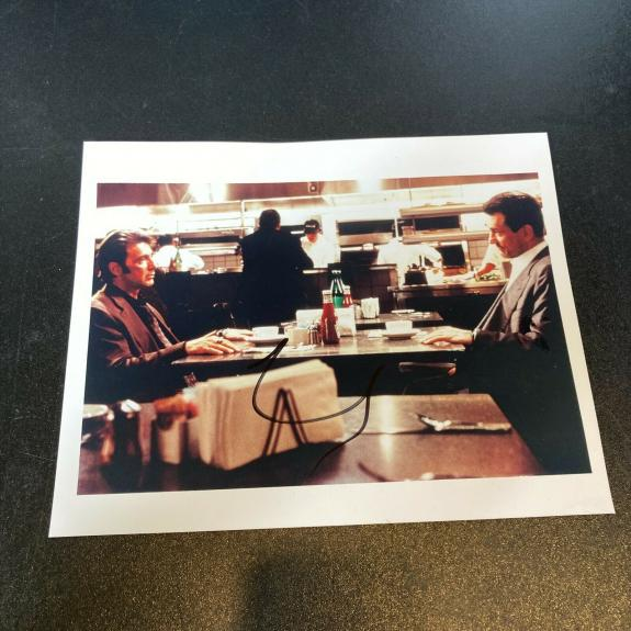 Al Pacino Godfather Signed Autographed Photo In Person Authentic