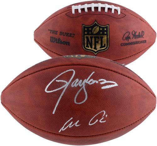 Al Pacino & Lawrence Taylor Any Given Sunday Autographed Duke Football - BAS