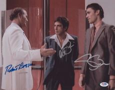 Al Pacino & Loggia  Bauer  Signed 11x14 Photo Scarface Psa/dna Itp 5a93677