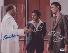 Al Pacino Loggia Bauer Signed Authentic 11x14 Photo Scarface Psa/dna Itp 5a93676