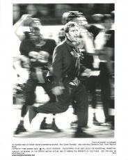 Al Pacino Original Any Given Sunday Press Kit 8x10 Photo 1999 Football Picture