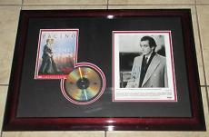 Al Pacino Rare Signed & Framed 8 x 10 Photo, Psa/Dna!!!
