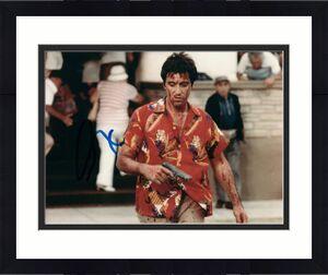 Al Pacino Scarface Big Job Autographed Signed 8x10 Photo AFTAL UACC RD COA