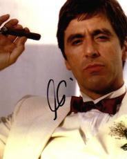 Al Pacino Scarface Cigar Tony Montana Autographed Signed 8x10 Photo UACC RD AFTA
