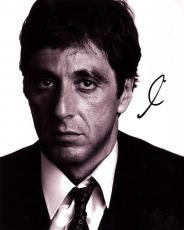 Al Pacino Scarface Godfather Signed Portrait Photo UACC RD AFTAL