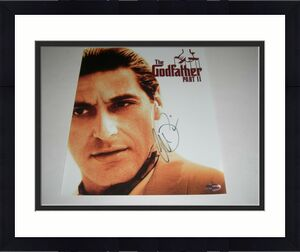 Al Pacino Scarface Say Hello To My Little Friend Actor W/holo Signed 8x10 Photo