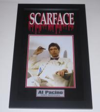 Al Pacino Scarface Signed 11x14 Photo Authentic Autograph Proof Pic Psa X55130