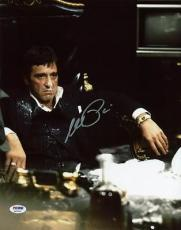 Al Pacino Scarface Signed 11X14 Photo Autographed PSA/DNA ITP #6A31050