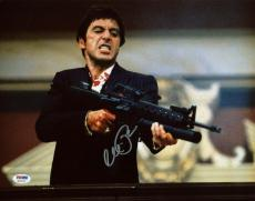 Al Pacino Scarface Signed 11X14 Photo Autographed PSA/DNA ITP #6A31076