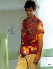 Al Pacino Scarface Signed 11X14 Photo Autographed PSA/DNA #L68903