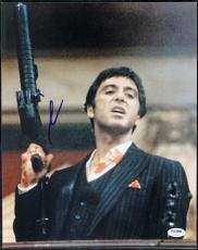 Al Pacino Scarface Signed 11X14 Photo Autographed PSA/DNA #T50669