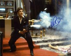 Al Pacino Scarface Signed 11X14 Photo Graded Perfect 10! PSA/DNA ITP #500958