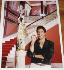 Al Pacino Scarface Signed 11x14 Photo Proof Coa Autograph Tony Montana Free Ship