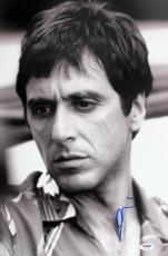 Al Pacino Scarface Signed 12x18 Photo Autographed PSA/DNA #U61849