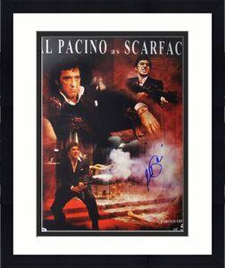 Al Pacino Scarface Signed 16X20 Ltd Ed Collage Photo PSA ITP #5A80144
