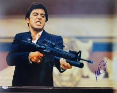 Al Pacino Scarface Signed 16X20 Photo Auto Graded Gem Mint 10! PSA/DNA #4A98758
