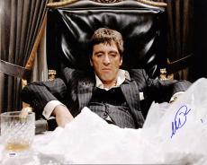 Al Pacino Scarface Signed 16X20 Photo Auto Graded Gem Mint 10! PSA/DNA #4A98775