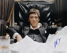 Al Pacino Scarface Signed 16X20 Photo Auto Graded Gem Mint 10! PSA/DNA #4A98776
