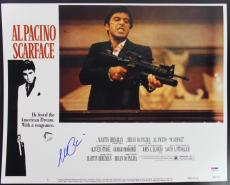Al Pacino Scarface Signed 16X20 Photo Auto Graded Gem Mint 10! PSA/DNA #6A31185