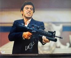 Al Pacino Scarface Signed 16X20 Photo Autographed PSA/DNA ITP #6A31205