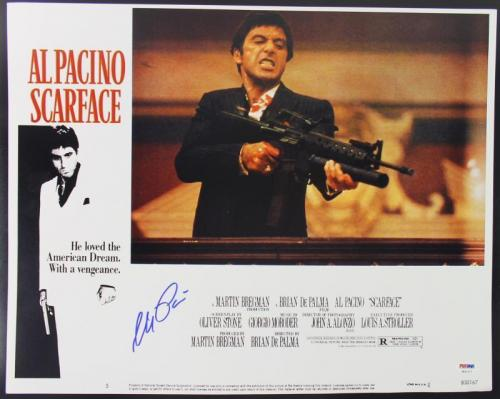 Al Pacino Scarface Signed 16X20 Photo Autographed PSA/DNA ITP #6A31217