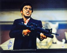 Al Pacino Scarface Signed 16X20 Photo Autographed PSA/DNA ITP #7A44229