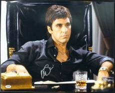 Al Pacino Scarface Signed 16X20 Photo Graded Perfect 10! PSA #4A98721