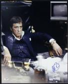 Al Pacino Scarface Signed 16X20 Photo Graded Perfect 10! PSA #4A98754