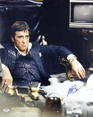 Al Pacino Scarface Signed 16X20 Photo Graded Perfect 10! PSA #6A31229