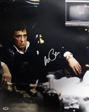 Al Pacino Scarface Signed 16X20 Photo World Is Yours PSA ITP #5A80082