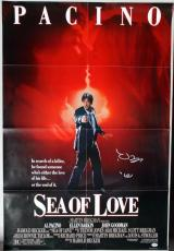 Al Pacino Sea Of Love Signed 27X40 Poster  Autographed PSA/DNA #I81860