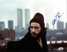 Al Pacino Serpico Signed 11X14 Photo Graded Perfect 10! PSA/DNA ITP #5A00976