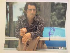 Al Pacino Signed 11x14 Photo Full Auto Donnie Brasco Psa/dna Itp 4a70505