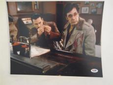 Al Pacino Signed 11x14 Photo Full Auto Donnie Brasco Psa/dna Itp 4a70511