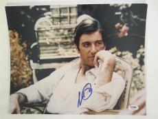 Al Pacino Signed 11x14 Photo Full Auto Godfather Scarface Psa/dna Itp 4a69220