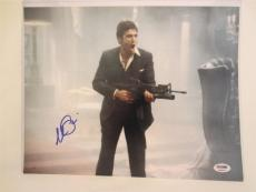Al Pacino Signed 11x14 Photo Full Auto Godfather Scarface Psa/dna Itp 4a69251